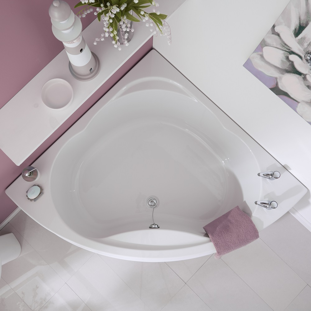 How To Choose A Corner Bath Bigbathroomshop