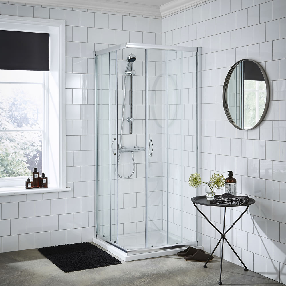 The best shower enclosures for maximising space in small bathrooms - Small shower enclosures ...