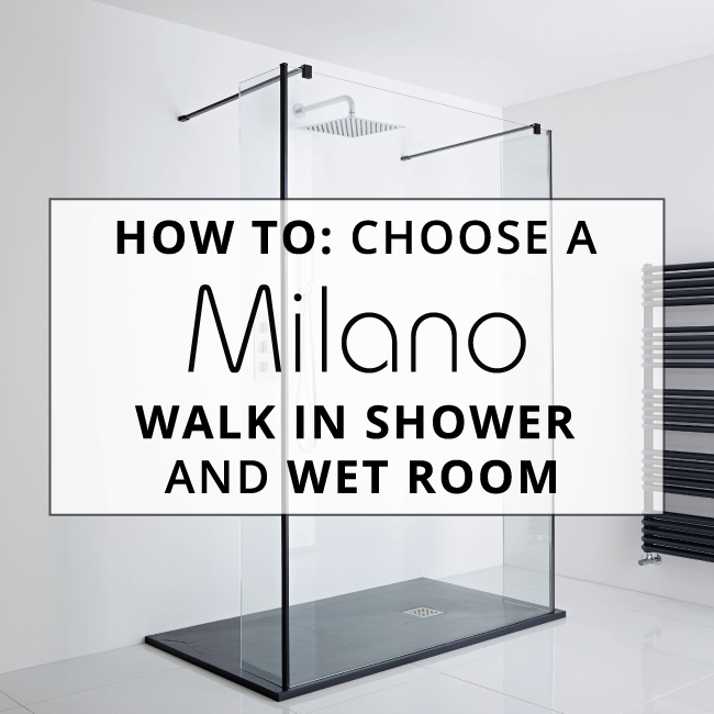 choosing a walk in shower or wetroom